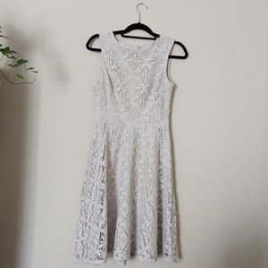 🌟London Times Lace Overlay GORGEOUS Dress